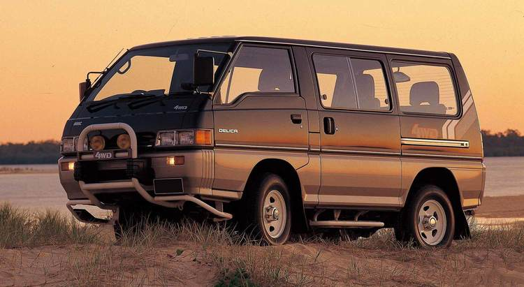 Mitsubishi Delica фото 3