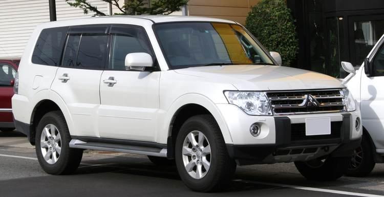 Прокат Mitsubishi Pajero 1 аренда авто в Крыму