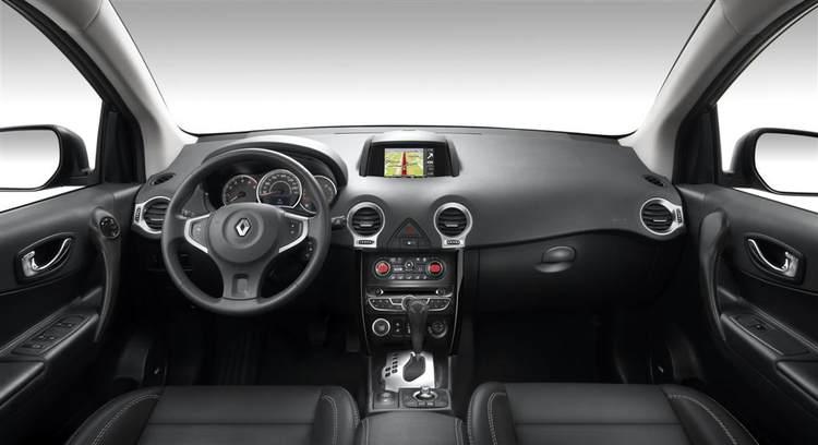 Прокат Renault Koleos