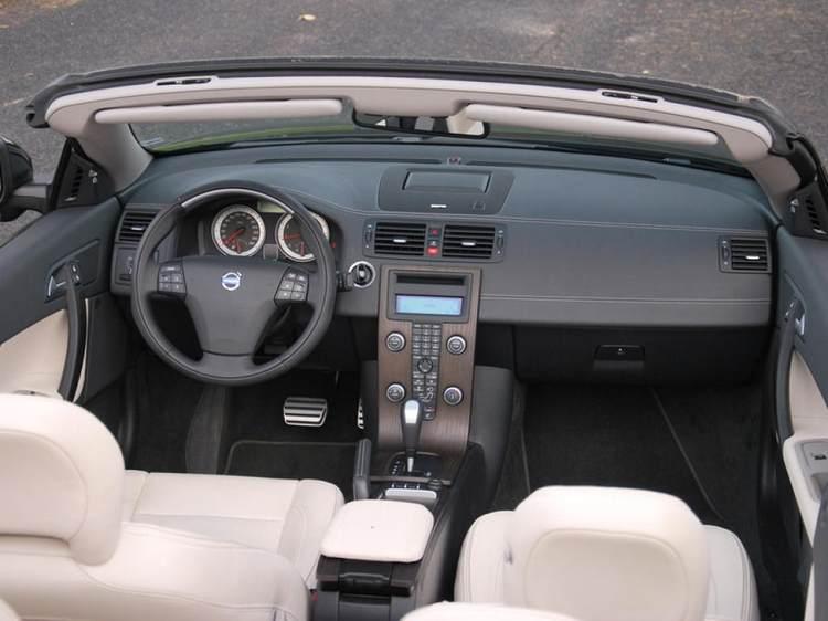 Прокат Volvo C70