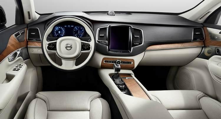 Volvo XC90 фото 4