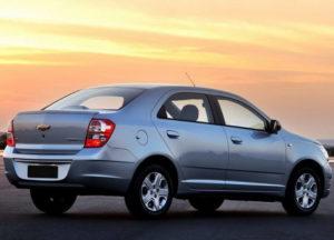 Прокат Chevrolet