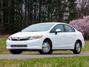 Прокат Honda