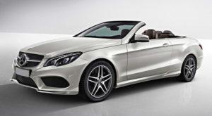 Прокат Mercedes