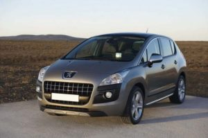 Прокат Peugeot