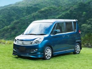 Прокат Suzuki