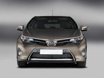 Прокат Toyota