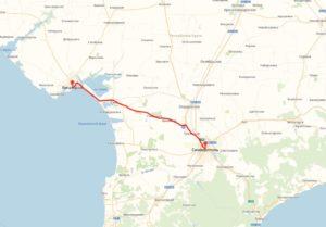 Как доехать из Симферополя до Евпатории