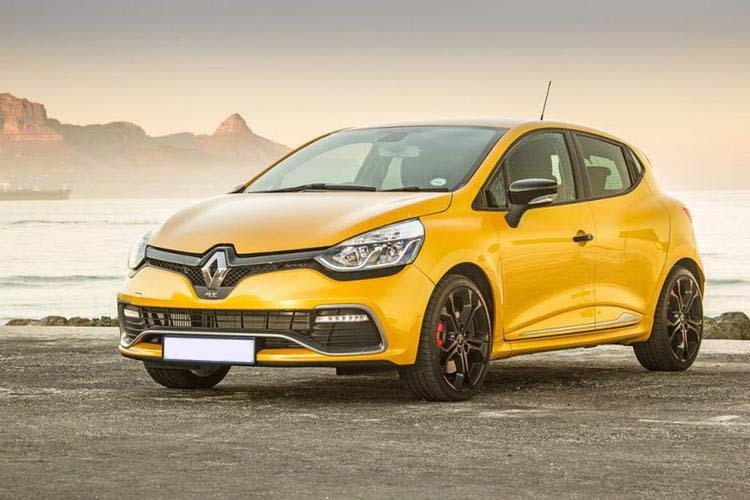 Renault Clio в Крыму без водителя, фото 5