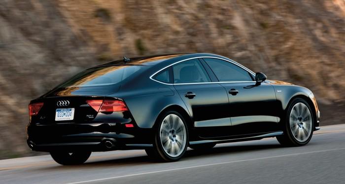 Audi A7 фото 4