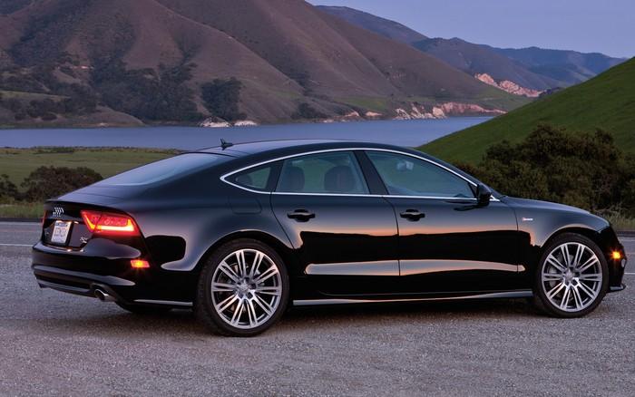 Audi A7 фото 5
