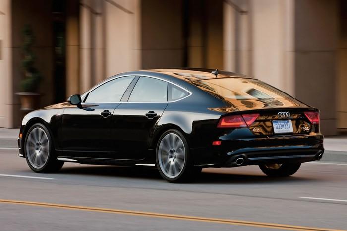 Audi A7 фото 6