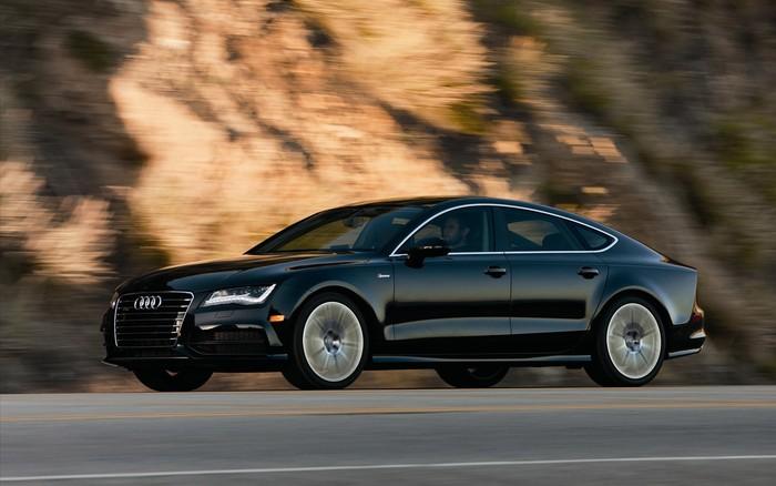 Audi A7 фото 3