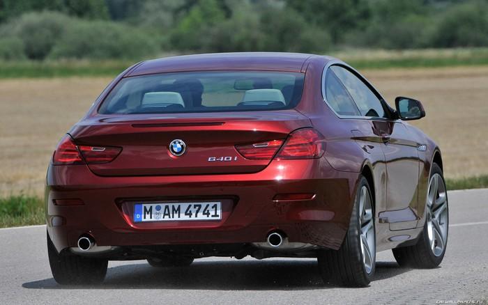 BMW 640 i в Крыму без водителя, фото 9