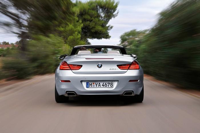 BMW 640 i фото 6