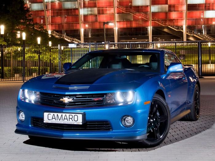 Chevrolet Camaro фото 5
