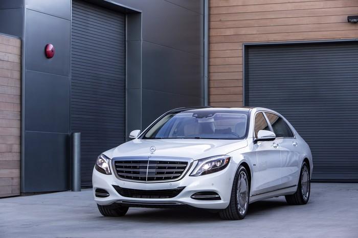 Mercedes-Benz S-class фото 4