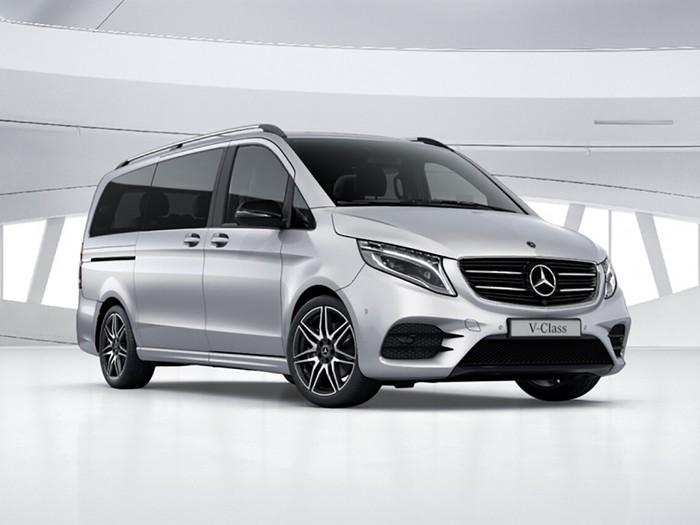 Mercedes-Benz V-class фото 5