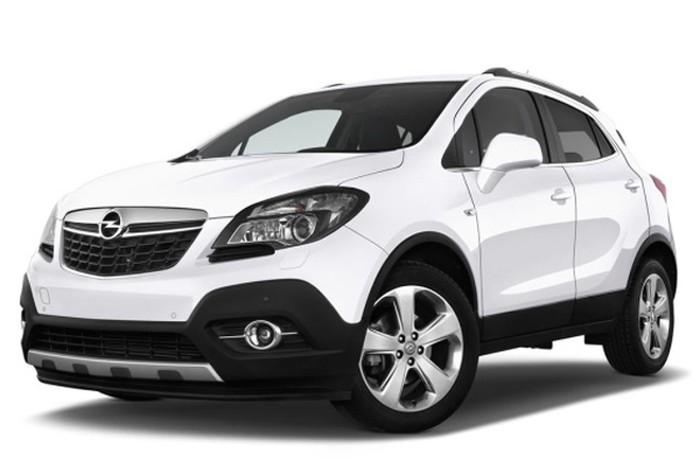Opel Mokka (Опель) в Крыму без водителя, фото 3