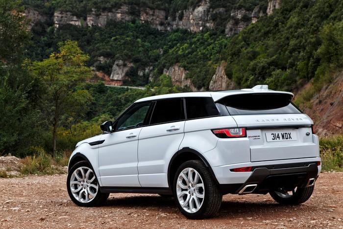 Range Rover Evoque в Крыму без водителя, фото 11