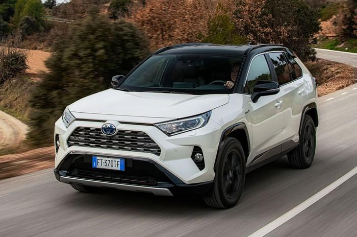 Toyota RAV4 2014-2018 в Крыму без водителя, фото 9
