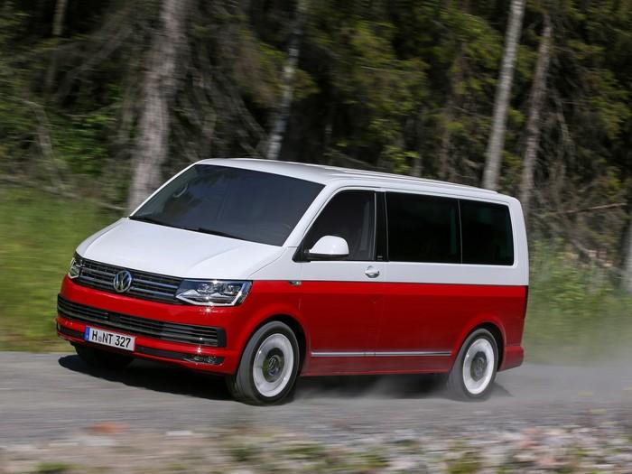 Volkswagen Multivan фото 5