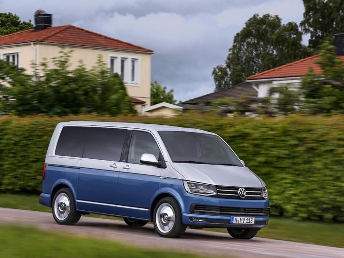 Volkswagen Multivan фото 4