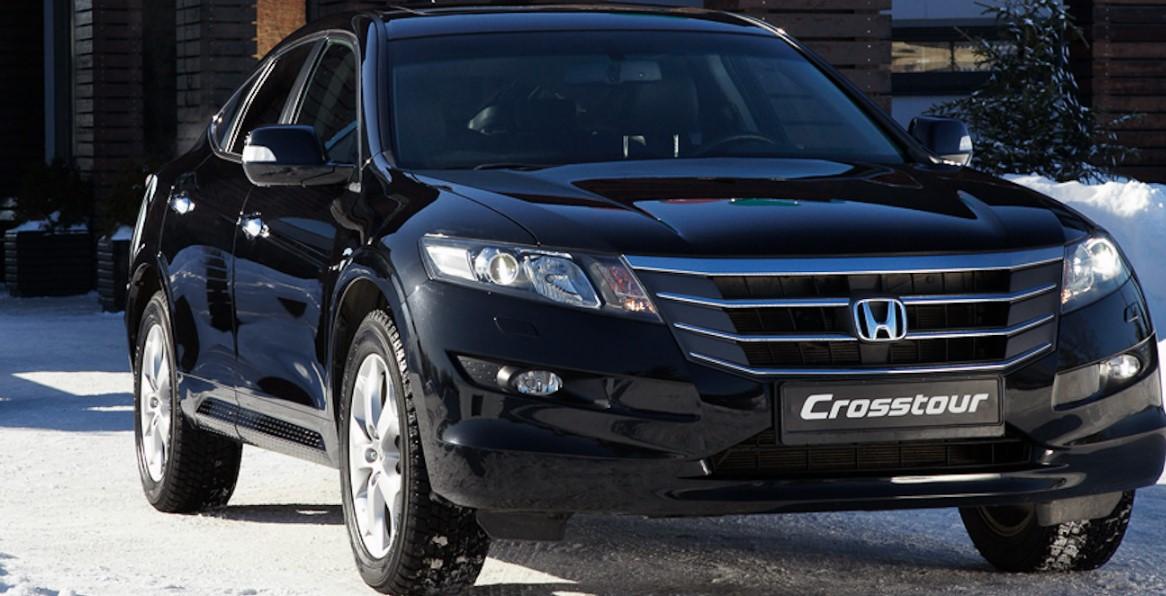 Honda Crosstour в Крыму без водителя, фото 3