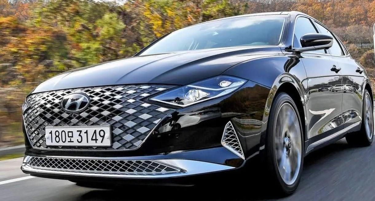 Hyundai Grandeur в Крыму без водителя, фото 3