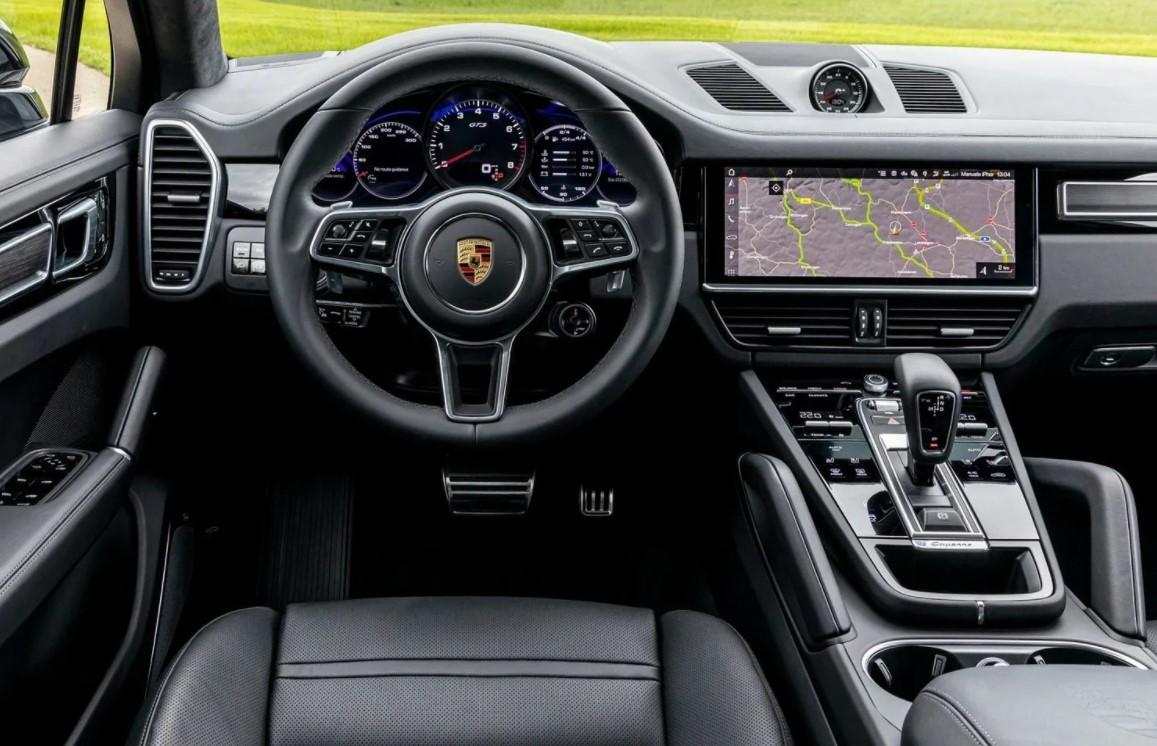 Porsche Cayenne GTS в Крыму без водителя, фото 9
