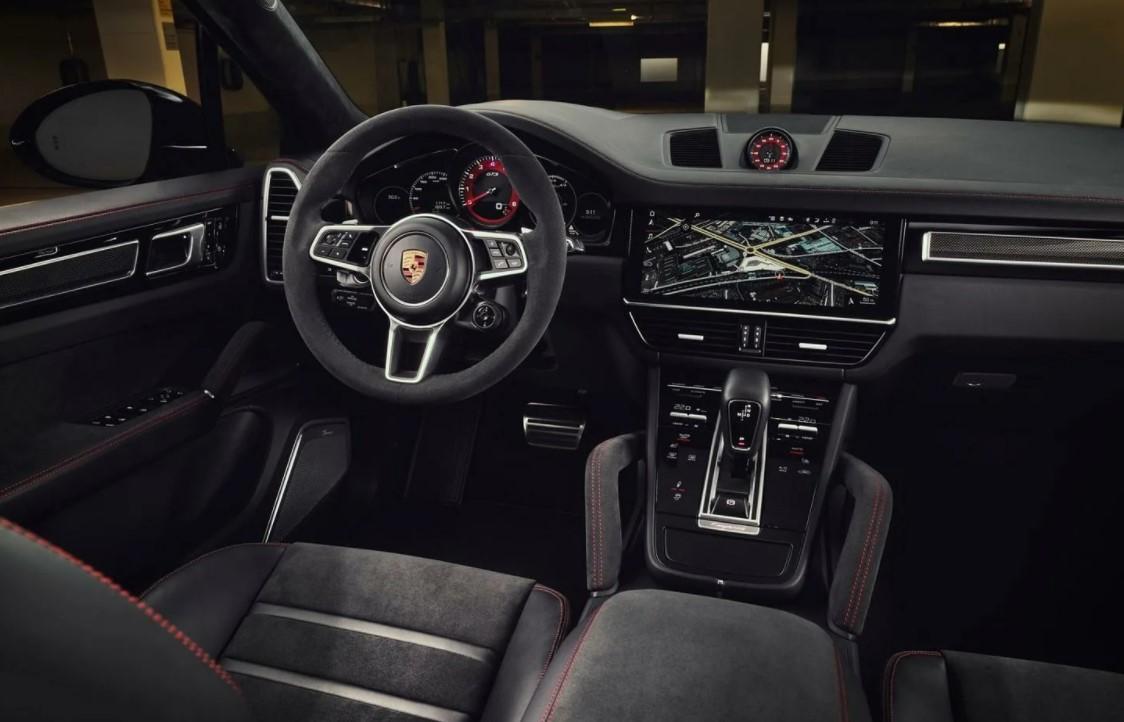 Porsche Cayenne GTS в Крыму без водителя, фото 7